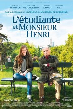 L'Etudiante et Monsieur Henri (2015)
