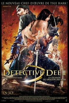 Détective Dee II : La Légende du Dragon des Mers (2013)