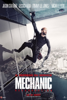 Mechanic 2 : Resurrection (2016)