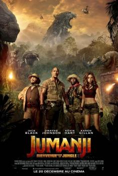 Jumanji 2: Bienvenue dans la jungle (2017)