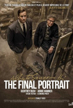 Alberto Giacometti, The Final Portrait (2018)
