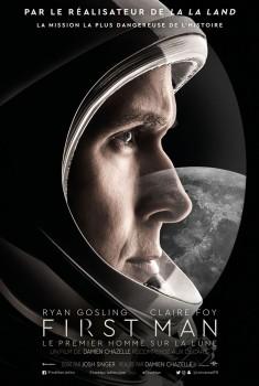 First Man - le premier homme sur la Lune (2018)