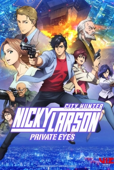 Nicky Larson Private Eyes (2019)